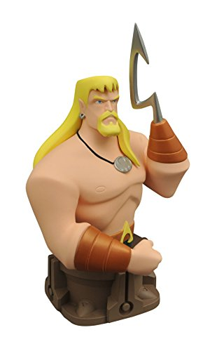 Justice League Unlimited Aquaman Animated Resin Bust ()