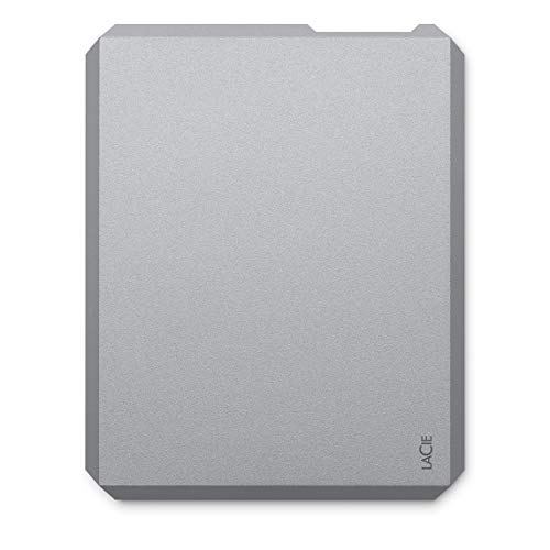 LaCie 500GB Mobile SSD High-Performance External SSD USB-C USB 3.0