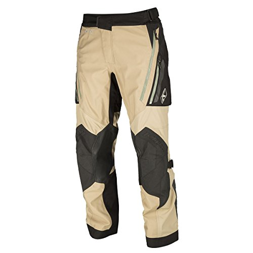 Klim Badlands Pro Men's Street Motorcycle Pants - Tan / 34