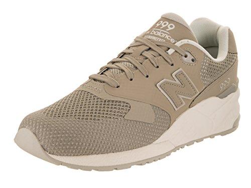 New Balance Lifestyle 999 unisex adulto, tela, sneaker bassa Beige