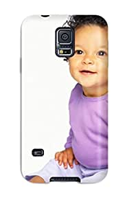 Best New Style Tpu S5 Protective Case Cover/ Galaxy Case - Cute Babies Hd (6) 4582872K10219832
