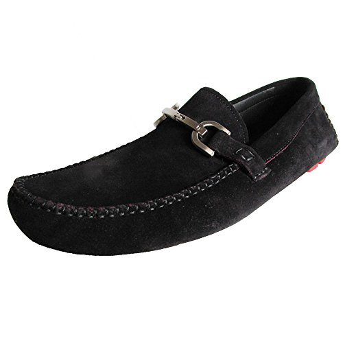 Slip Mens Red Pliner Shoe Veeda on UC Donald Black J Driver TXwqx
