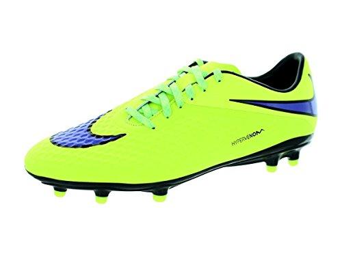 HYPERVENOM Persian Black Phelon Violet Gelb Lava Hot Fußballschuhe Volt FG Nike Herren dTPUdx