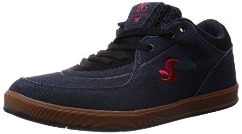 Skate De Endeavor De board De Marine Gomme Suède Dire Chaussure Hommes ztq56w0