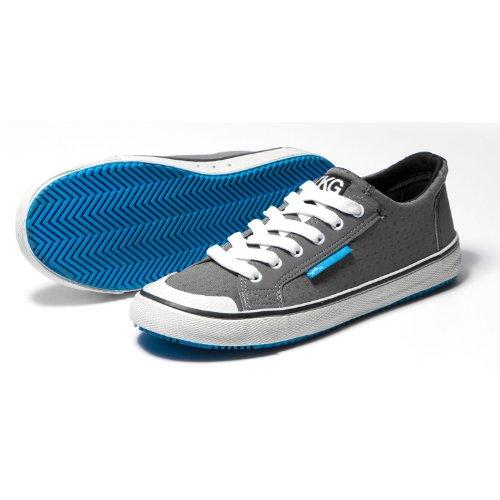 Zhik ZKG Sailing Shoes Wet Shoes - Grey/Cyan