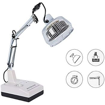 Amazon Com Infrared Heat Lamp Desk Model Heat Therapy