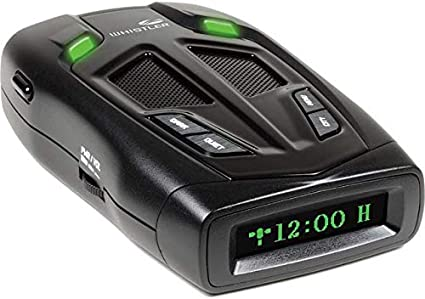 Whistler Bilingual High Performance 360 Degree Radar and Laser Detector Z-31R