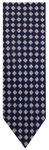 - Tommy Hilfiger Neck Tie Navy and Pink