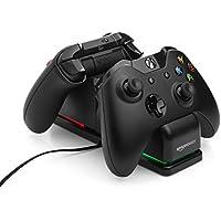 AmazonBasics Dual Charging Station for Xbox One