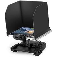 "HeiyRC 7.9inch Tablet Monitor Sun Hood Sun Shade for DJI Mavic pro Platinum,Mavic Air,Spark,Mavic 2 Zoom,Phantom 3,Phantom 4, Inspire 1 Drone,for iPad Mini 8"" Tablet"