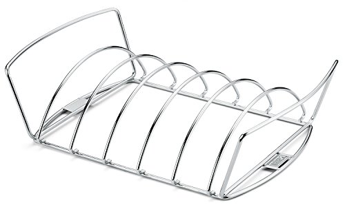 - Weber 6469 Original Rib and Roast Holder