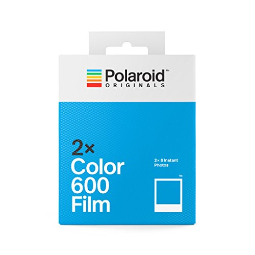 (Polaroid Originals Color Film for 600 - Double Pack, White (4841))
