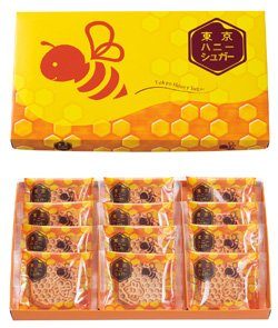YOKUMOKU honey sugar 12pices
