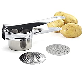 Chef Potato Ricer and Masher (makes the creamiest and fluffiest mashed potato