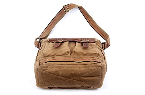 Bag 4 Same Turtle Canvas The Pocket Direction Crossbody Leather Ridge and PIqwvwH