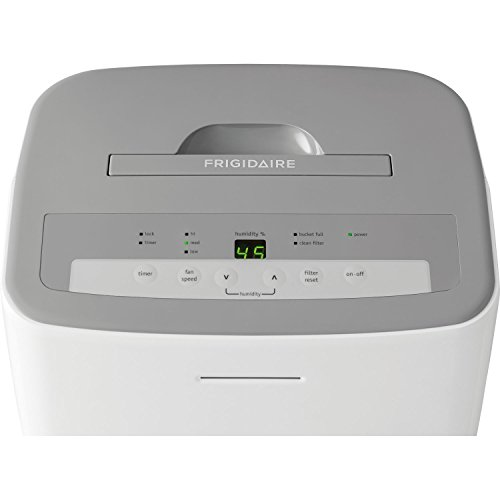 Frigidaire 70-Pint Dehumidifier with Effortless Humidity Control, White by Frigidaire (Image #9)