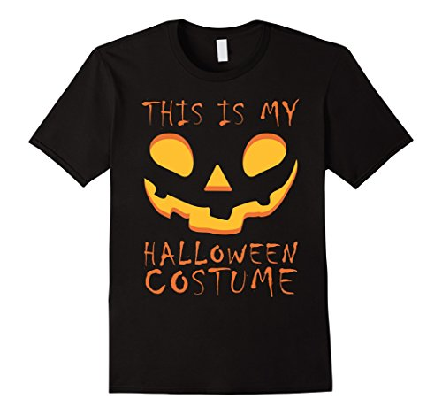 Mens Halloween Shirt This Is My Halloween Costume T-Shirts XL (Is Halloween Costumes)