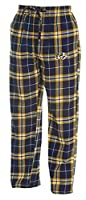 Concepts Sport Nashville Predators NHL Men's Plaid Pajama Lounge Pants