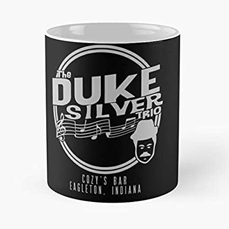 92Wear Duke Silver NBC Parks and Rec Ron Swanson Knope Best ...