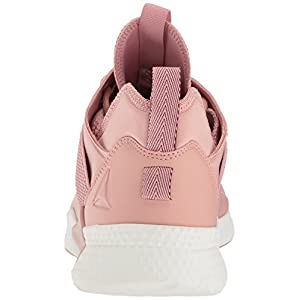 Reebok Women's Guresu 1.0 Cross Trainer, chalk Pink/Urban Maroon/chalk, 9 M US