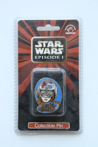 Applause Star Wars Episode I Young Anakin Skywalker Collectible Pin