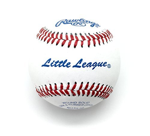 Rawlings RLLB2-AS Little League Game Grade Leather Baseball (12-Pack) (Grade Leather Baseball)