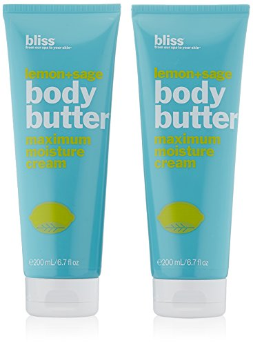 Bliss Lemon plus Sage Body Butter Set, 6.7 oz.