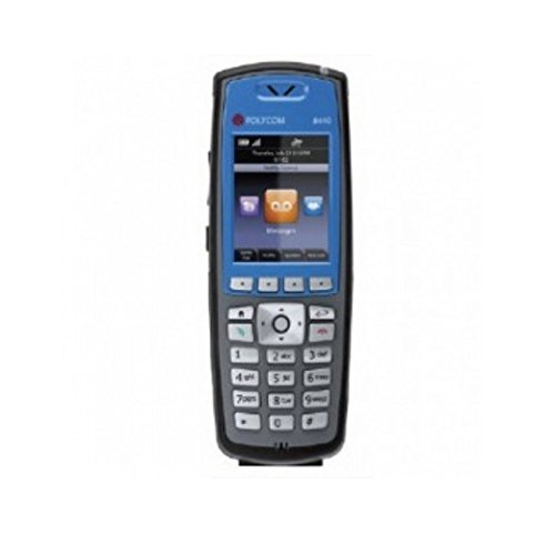 Spectralink 8440 Blue Handset Without Lync Support, Battery and Charger Sold Separately - Part Number 2200-37147-001 by Spectralink (Image #1)