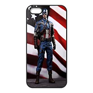 Generic Case Captain America For iPhone 5, 5S G7Y6658519