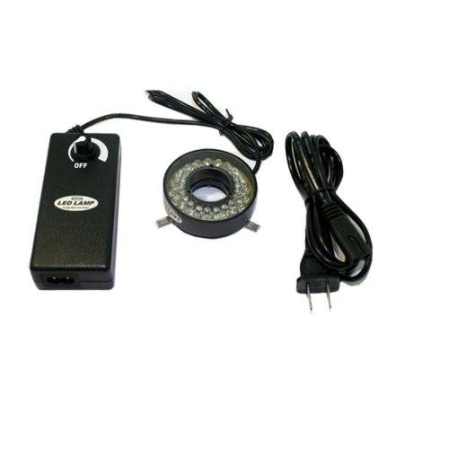 Sinotech 40 LED Bulbs Microscope Circle Ring LED Light - Hg Ring
