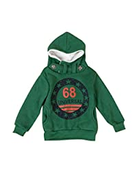 Kehen Kids Toddler Boys Hoodie Sweatshirt Pullover Tops Winter Warm Thick Clothes