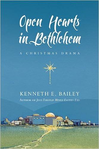 Open Hearts In Bethlehem A Christmas Drama Open Hearts In