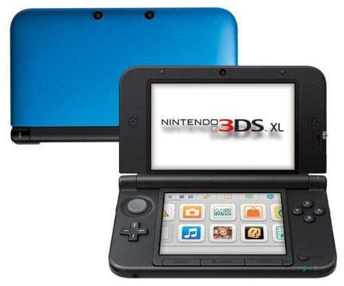Nintendo 3DS - Consola XL - Color Azul y Negro [Importación ...