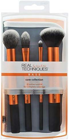 Real Techniques, Set de brochas para maquillaje: Amazon.es: Belleza