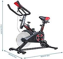 Hifeel Bicicleta estática Interior Ajustable Home Fitness Pedal ...
