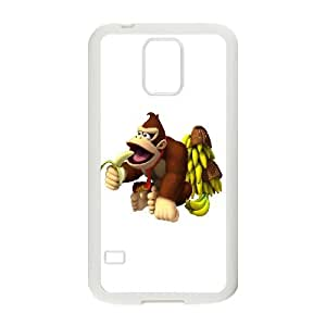 Donkey Kong Game Samsung Galaxy S5 Cell Phone Case White gift pp001_6350546