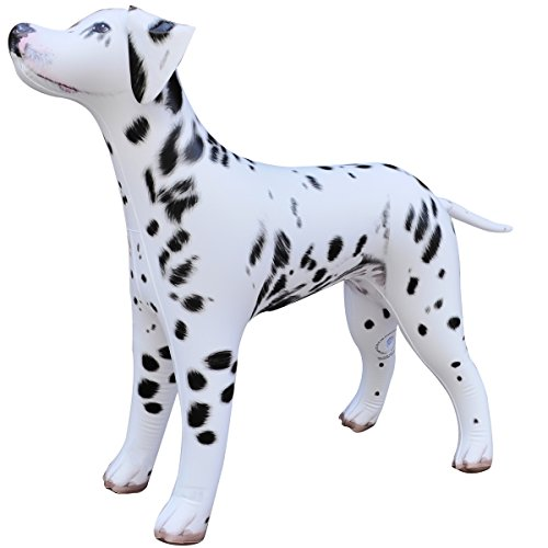 Jet Creations Inflatable Dalmatian Dog 36