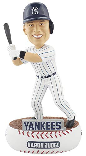 Mlb Bobble Head - Forever Collectibles Aaron Judge New York Yankees Baller Special Edition Bobblehead MLB