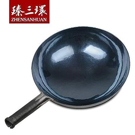 Amazon.com: Tradicional chino herradura de hierro martillado ...