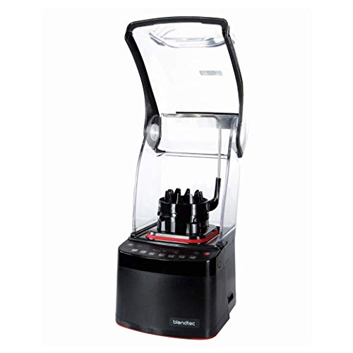 Blendtec Stealth 895 NBS - Nitro Blending System, Black