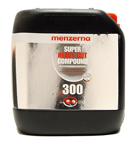 Menzerna SHC300G - Super Heavy Cut Compound 300 Gallon Bottle