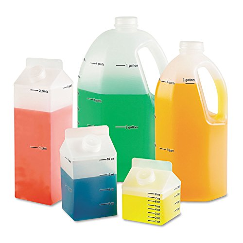 Gallon Liquid Measuring Set, Measuring Tools, For Grades Pre-K And Up By: Learning (Learning Resources Gallon)
