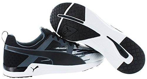 Sneaker Puma Mens Pulse Xt Fade Nero; Bianco