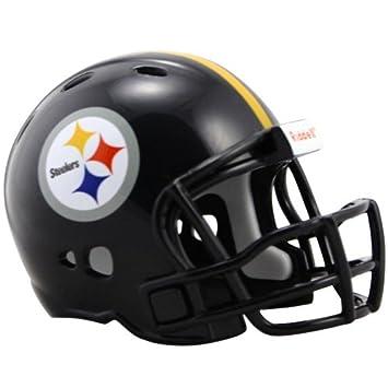 bfa56915951 Riddell Revo Pocket Pro Helmet Pittsburgh Steelers  Amazon.co.uk  Sports    Outdoors
