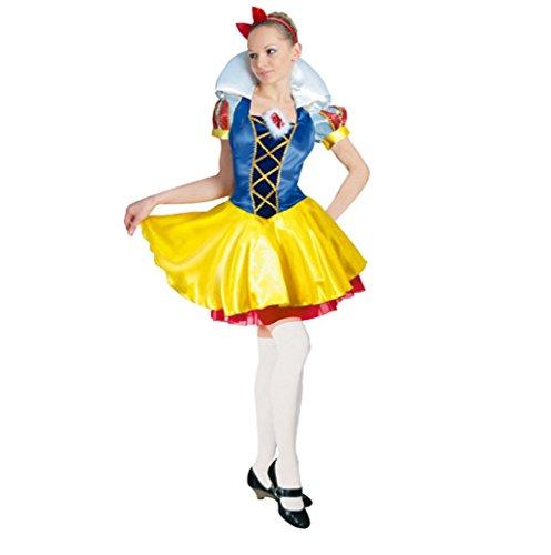 Disney Snow White Deluxe Costume - Women's Costume (Steampunk Snow White Costume)
