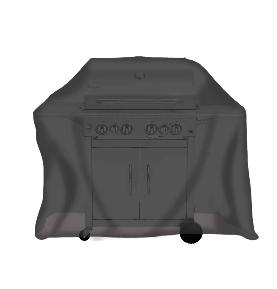 Tepro 8105 Large Universal Cover for Gas Grill Black