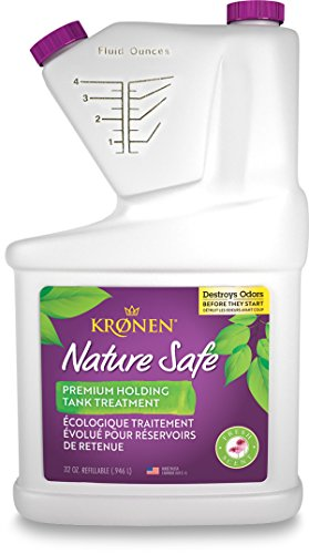 Kronen KHT0001-S Tip and Measure Holding Tank Treatment - 32 oz.