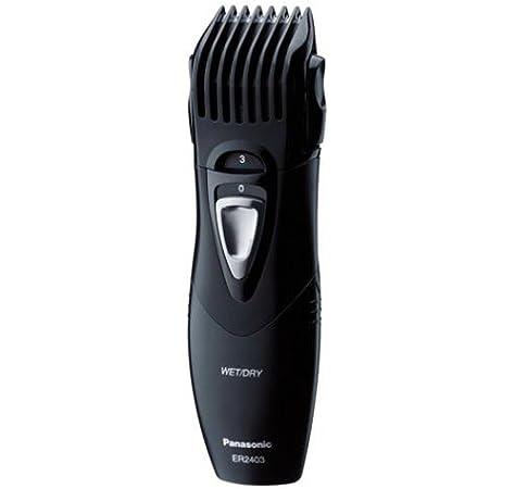 Panasonic ER-2403 - Recortador de bigote y barba: Amazon.es: Salud y cuidado personal