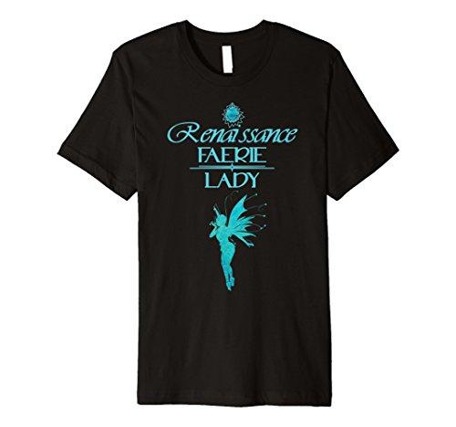 Renaissance Costume Shirt-Women Faerie Lady Festival (Renaissance Festival Costumes Fairy)