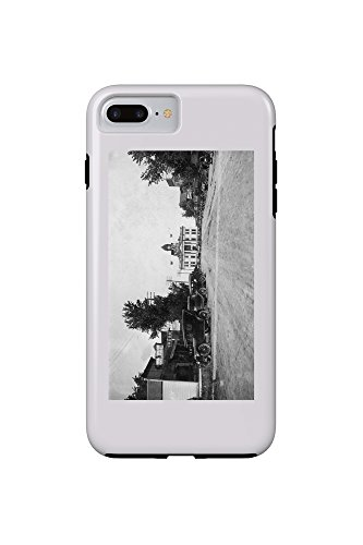 onida-south-dakota-street-view-of-city-hall-iphone-7-plus-cell-phone-case-tough
